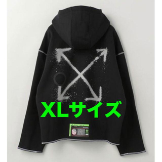 OFF-WHITE - NIKE x OFF-WHITE HOODIE XL