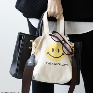 DEUXIEME CLASSE - 新品 Deuxieme Classe SMILEY FACE SMILE BAG