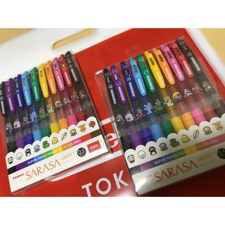 ニンテンドウ(任天堂)のNintendoTokyo限定 SASASA ボールペン10色セット 2個セット(ペン/マーカー)