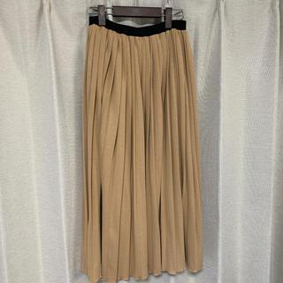 ミスティウーマン(mysty woman)のプリーツスカート (ロングスカート)