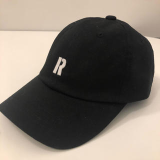 Ron Herman - 《新品・未使用》Ron Herman ロンハーマン RHC ブラック キャップ