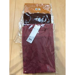 UNIQLO - 新品 未使用 3点セット ユニクロ Tシャツ UNIQLO u ユニクロユー S