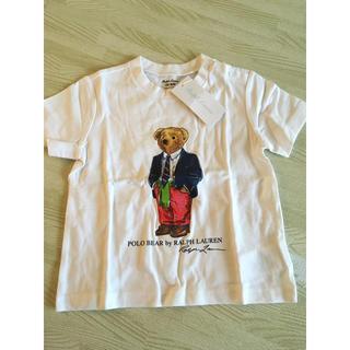 POLO RALPH LAUREN - 新品 ラルフローレン ポロベア Tシャツ 80