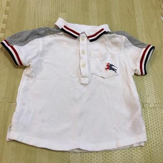 BURBERRY - 【タグ付き】バーバリー ポロシャツ 80cm