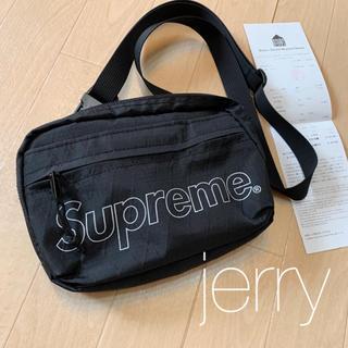 Supreme - 18fw Supreme Shoulder Bag ブラック