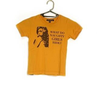 ジョーイヒステリック(JOEY HYSTERIC)のジョーイ ヒステリック プリント Tシャツ sizeS(100cm)(Tシャツ/カットソー)