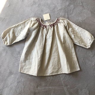 Caramel baby&child  - 未使用◆ apolina nico dress 2-3y