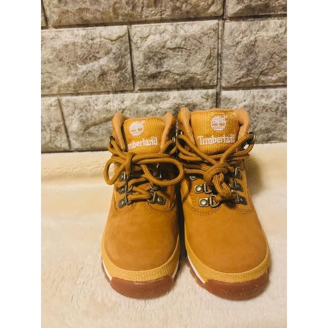 Timberland(ティンバーランド)のティンバーランド シューズ 16.5 キッズ/ベビー/マタニティのキッズ靴/シューズ(15cm~)(スニーカー)の商品写真