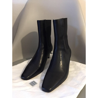 DEUXIEME CLASSE - toteme ブーツ 36