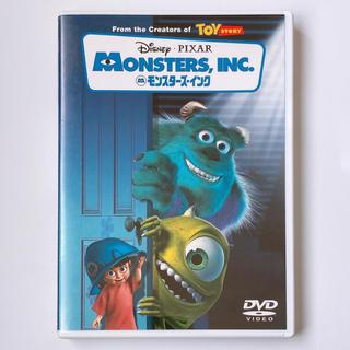 Disney - モンスターズインク DVD ケース付き! 美品 ディズニー ピクサー 国内正規品