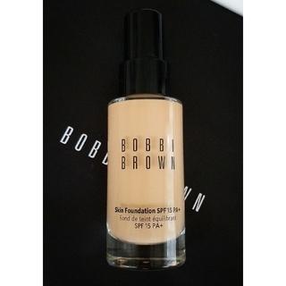 BOBBI BROWN - ✤BOBBI BROWN✤新品未使用スキンファンデーション#4ナチュラル