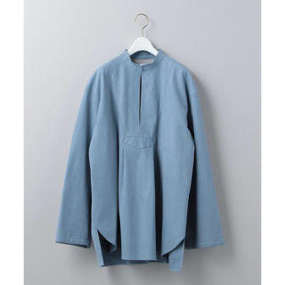 BEAUTY&YOUTH UNITED ARROWS - 今季 roku 6  FAKE SUEDE SHIRT  シャツ ブラウス