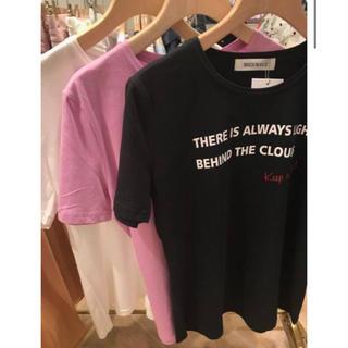 ミッシュマッシュ(MISCH MASCH)のロゴTシャツ ミッシュマッシュ(Tシャツ(半袖/袖なし))
