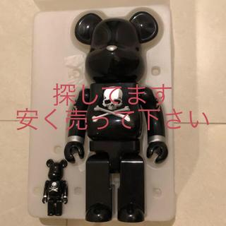 マスターマインドジャパン(mastermind JAPAN)のマスターマインド ベアブリック  400パー100パーセット(キャラクターグッズ)