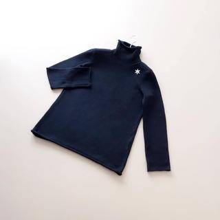 FOXEY - ■FOXEY NY■ 38 エンジェルヘアコットン チュニック 黒 セーター