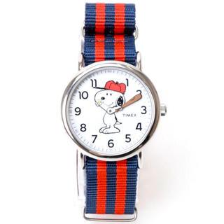 ドゥーズィエムクラス(DEUXIEME CLASSE)のドゥーズィエムクラス TIMEX × PEANUTS SNOOPY 腕時計 新品(ベルト)