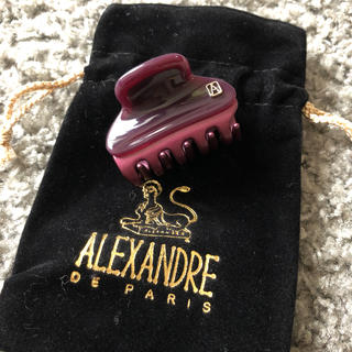Alexandre de Paris - 未使用☆  アレクサンドル ドゥ パリ ヴァンドーム クリップ