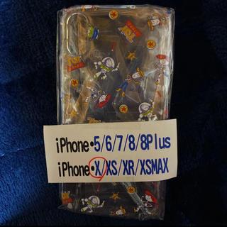 Disney - iPhone iPhonex スマホケース ディズニー トイストーリー