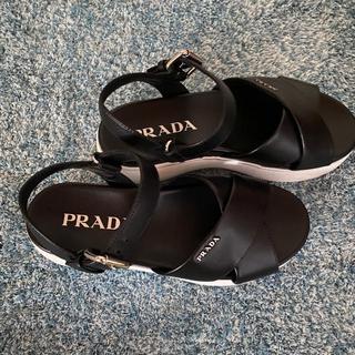 PRADA - サンダル prada