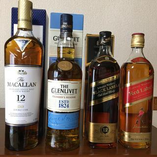 サントリー(サントリー)のスコッチウイスキー                 マッカラン、グレンリベット他(ウイスキー)