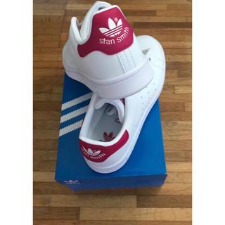アディダス(adidas)のAdidas Stan Smith Pink スタンスミス 選べるサイズ(スニーカー)