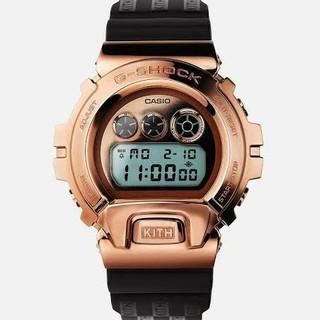 ジーショック(G-SHOCK)のKITH G-SHOCK ローズゴールド(腕時計(デジタル))