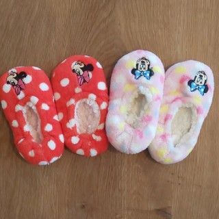 ディズニー(Disney)の(専用)ミニーちゃん ルームスリッパ(その他)
