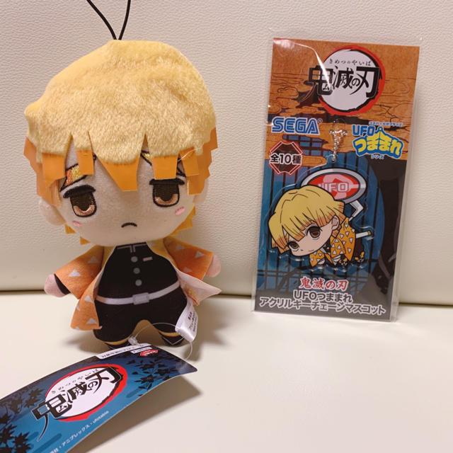 SEGA(セガ)の鬼滅の刃セット エンタメ/ホビーのおもちゃ/ぬいぐるみ(キャラクターグッズ)の商品写真