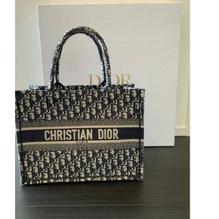Christian Dior - Dior ブックトート スモール