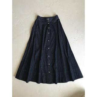 MACPHEE - ☆マカフィー デニムロングスカート☆32☆