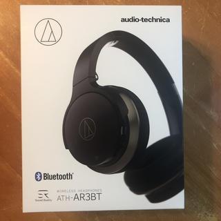 オーディオテクニカ(audio-technica)の新品同様!!audio−technica  ATH-AR3BT (ヘッドフォン/イヤフォン)