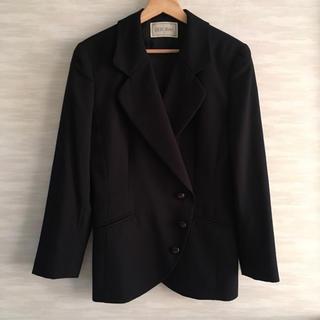 UNITED ARROWS - デボラ ネイビー デザイン ジャケット