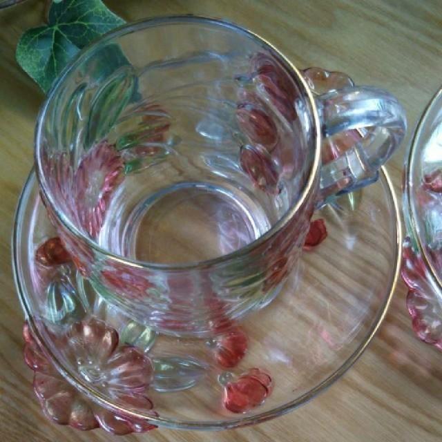 NIKKO(ニッコー)のペアーアメリカンセット インテリア/住まい/日用品のキッチン/食器(グラス/カップ)の商品写真