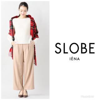 IENA SLOBE - 新品タグ付☆SLOBE IENA☆イージータックワイドパンツ☆サイズ38