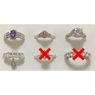 リング 大きいサイズ 高級CZダイヤ モアッサナイト ピンクサファイア(リング(指輪))