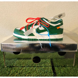 NIKE - Nike Dunk Low Off-White Pine Green