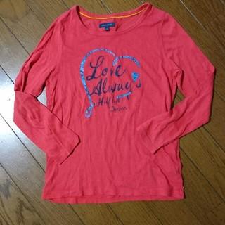 トミーヒルフィガー(TOMMY HILFIGER)の♡TOMMYHILFGER♡キラキラ Tシャツ 122(Tシャツ/カットソー)