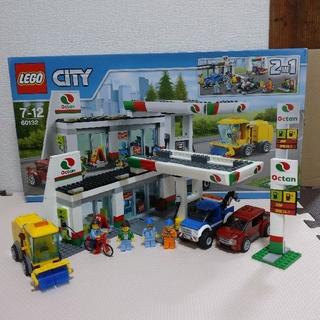Lego - LEGOシティ ガソリンスタンド 60132