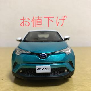 トヨタ - CーHR  プルバックカー      ミニカー