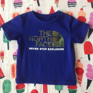 THE NORTH FACE - カモ柄ロゴTシャツ♡*゜
