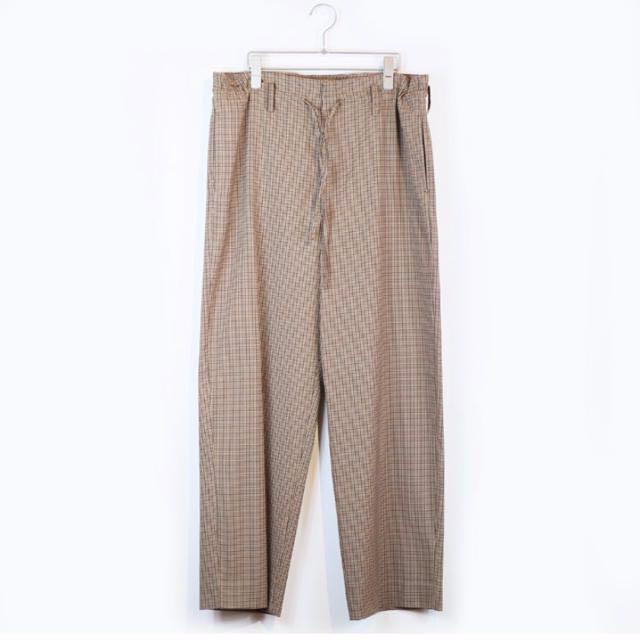 yoke WIDE PAJAMA PANTS メンズのパンツ(スラックス)の商品写真