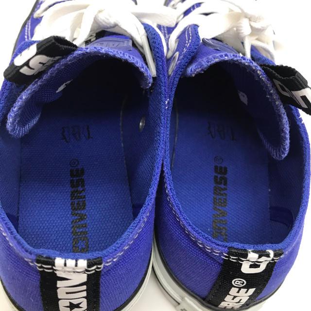 CONVERSE(コンバース)の★CONVERS コンバース ALL★STAR ロゴテープスリップ 23.5cm レディースの靴/シューズ(スニーカー)の商品写真