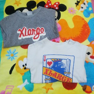 XLARGE - エクストララージ☆ロンT