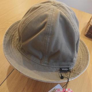 ヴァンズ(VANS)の【新品タグ付き】リバーシブル バケットハット(帽子)