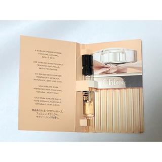 クロエ(Chloe)のChloe クロエ オードパルファム サンプルサイズ 香水(香水(女性用))