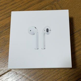 Apple - AirPods箱
