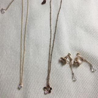 JILLSTUART - JILLSTUART ネックレスとイヤリングのセット