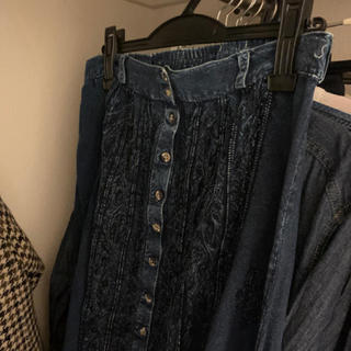 Lochie - 古着屋 vintage 刺繍スカート