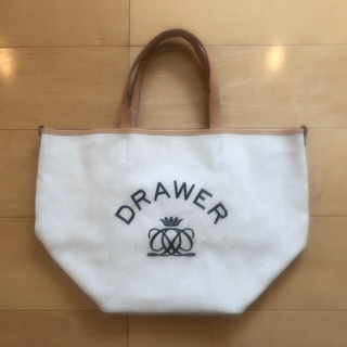 Drawer - 【新品未使用・ワケあり】DRAWER ドゥロワー  ノベルティ トートバッグ