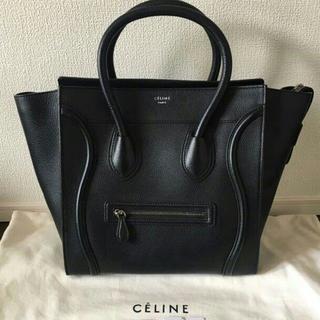 celine - 【美品】CELINE ラゲージ ミニ